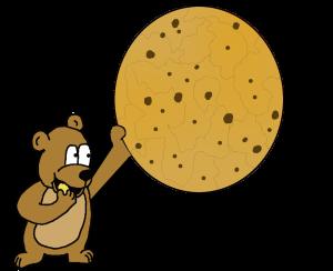 BearWithChocolateChipCookieLarge