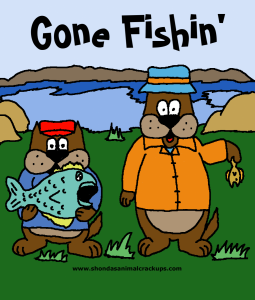 SAC comic.GoneFishin