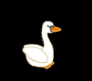 ets bottlecap.goose-whitenobleswan