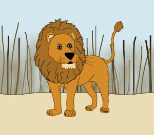 ets bottlecap.lion