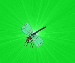 sr dragonfly.green