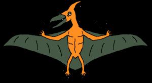 sr pterodactyl